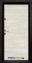 Блиндирана входна врата модел Ale Door 402 от Порта Нова Бургас
