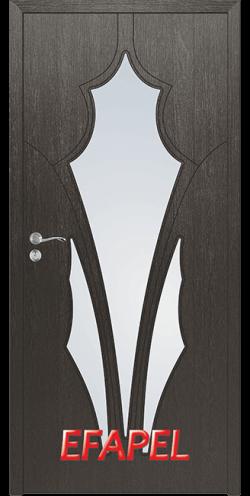 Интериорна врата Efapel 4535 Черна мура