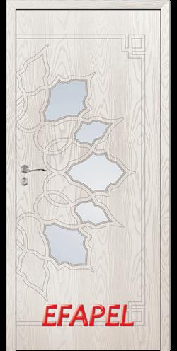 Интериорна врата Efapel 4539 Бяла мура