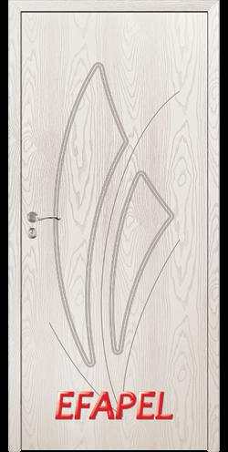 Интериорна врата Efapel 4553P Бяла мура