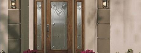 Входна врата със стомана